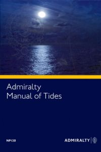 BAP-0120 Admiralty Manual of Tides