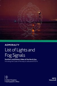 BAP-0075 Admiralty Light List Volume B