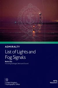 BAP-0076 Admiralty Light List Volume C