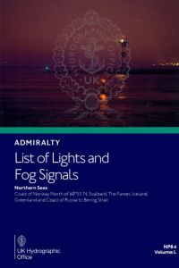 BAP-0084 Admiralty Light List Volume L