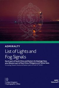 BAP-0087 Admiralty Light List Volume P