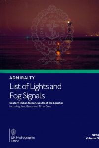 BAP-0088 Admiralty Light List Volume Q