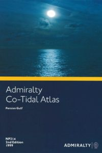 BAP-0214 Admiralty Co-Tidal Atlas: Persian Gulf (Edition 1999)