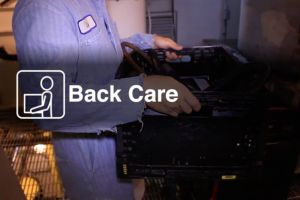 Back Care and Strength Building: Move Right and Stay Safe